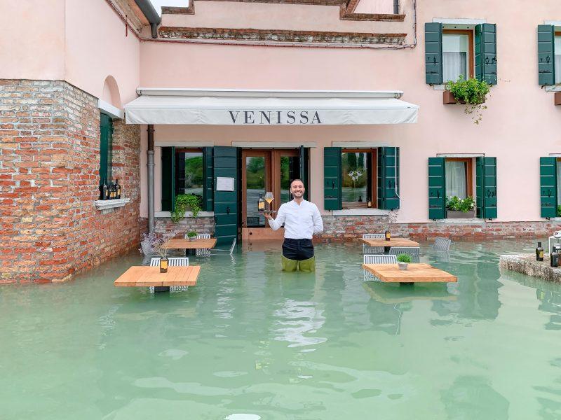 Venissa alla riscossa: tutte le iniziative per sostenere la riapertura del wine resort