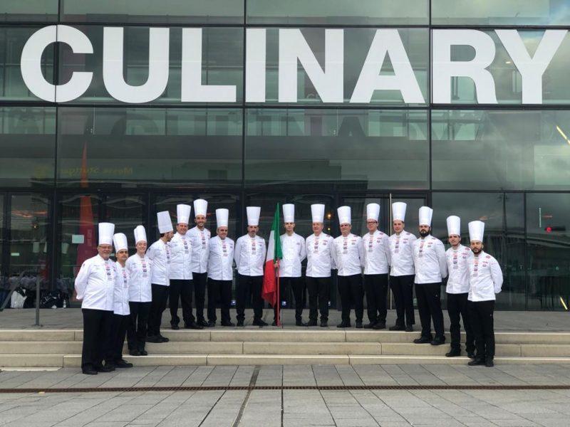 Orogel nuovo sponsor della Nazionale Italiana Cuochi
