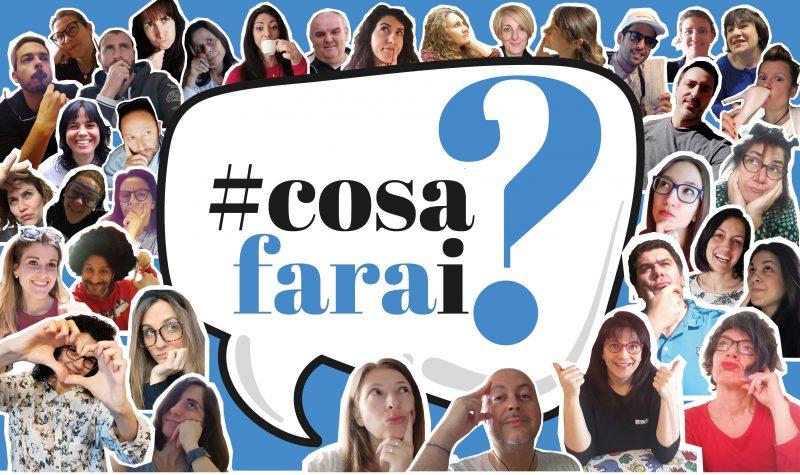 #cosafarai? la campagna che racconta i progetti post Covid dei collaboratori di Faravelli.