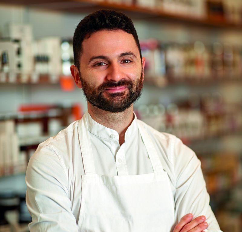 A colazione con… Luca Lacalamita