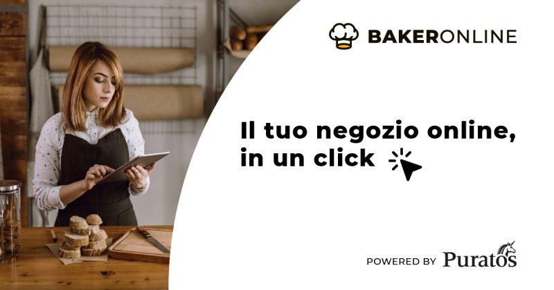 Bakeronline: crea il tuo shop online con Puratos
