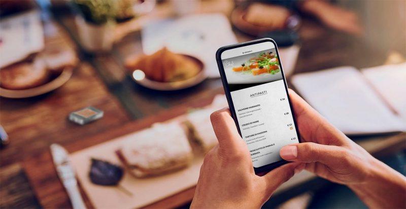 SafeTable, il nuovo servizio di menu digitalizzato creato da Matteo Barro e Eva Offen