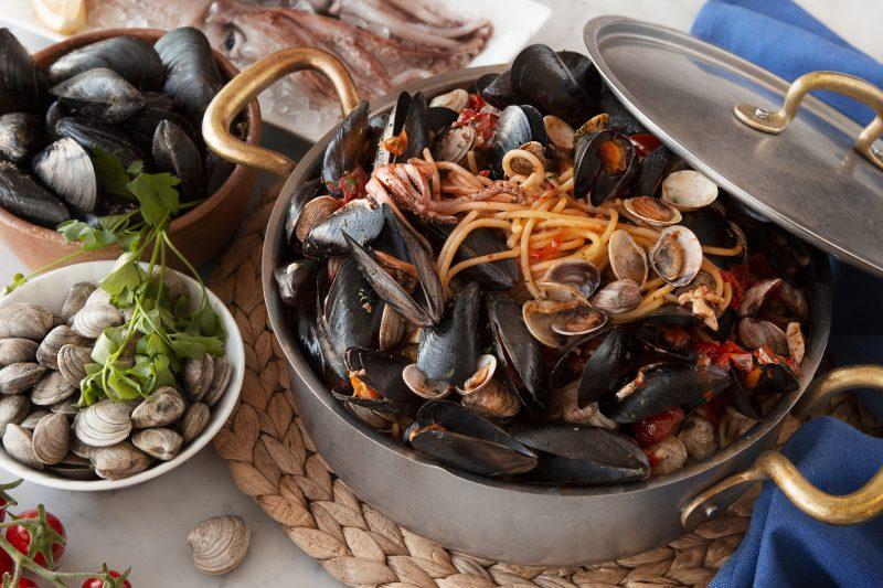 Da Eataly si riparte con Fish & Wine
