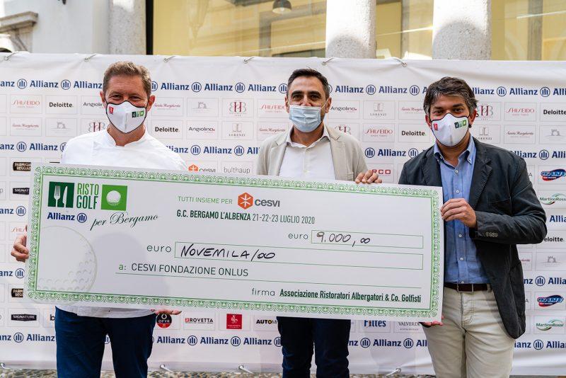 Ristogolf by Allianz per Bergamo, cronaca di un grande successo