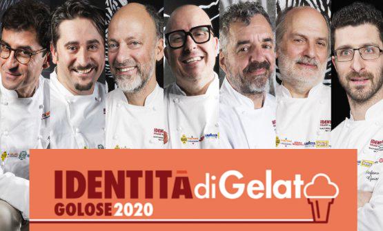Identità di Gelato: prima edizione a Senigallia