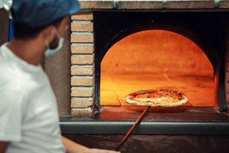 A18 Sottozero, quando la pizza (di qualità) è vista mare