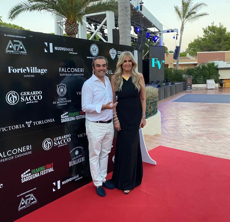Comte de Montaigne sponsor della terza edizione del Filming Italy Sardegna Festival