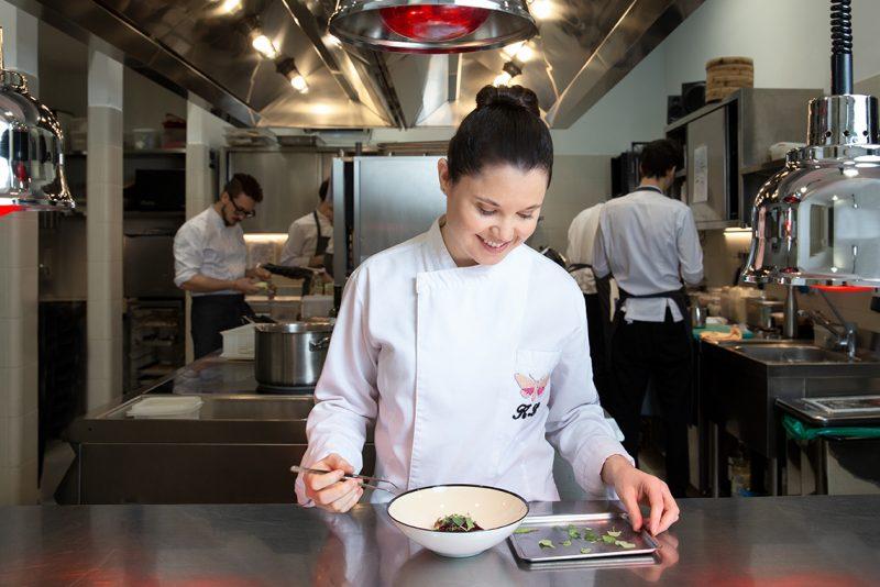 """La chef Karime Lopez e il lato """"femminile"""" della professione"""