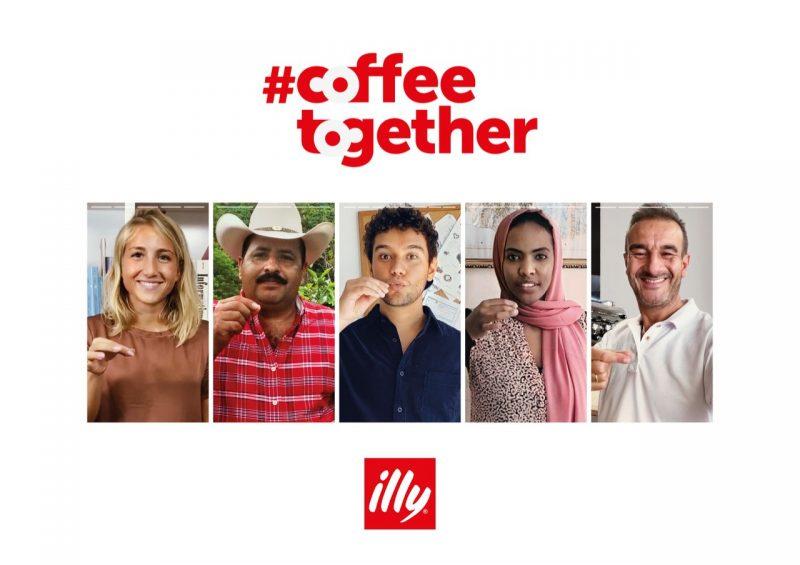 #illyCoffeeTogether, l'amicizia in una tazzina di caffè