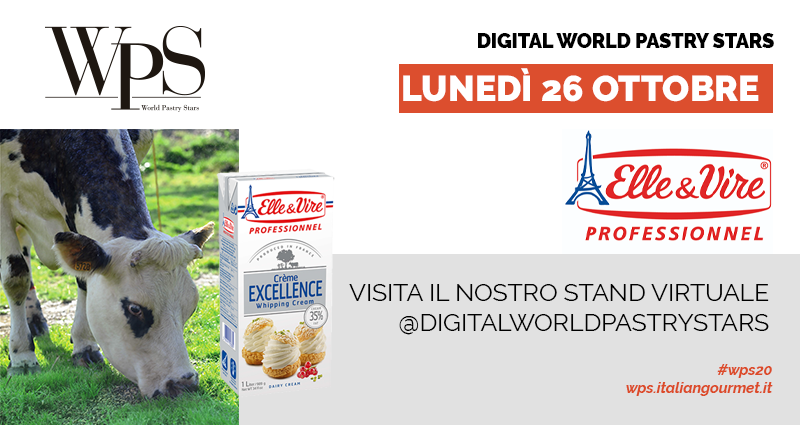 Elle & Vire Professionnel a World Pastry Stars