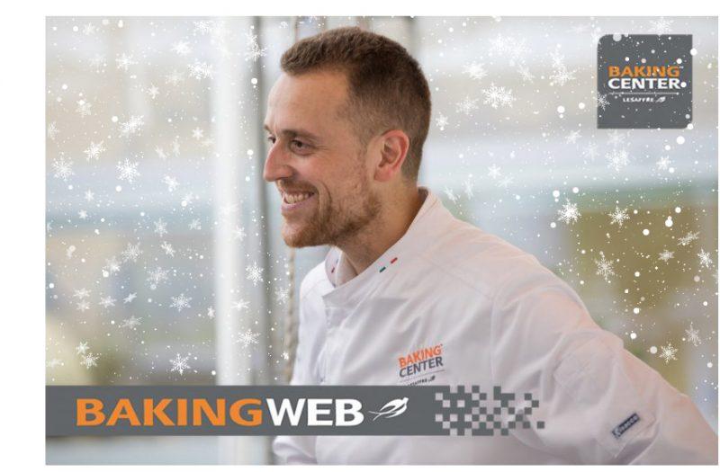 Baking Center di Lesaffre Italia: la vetrina natalizia