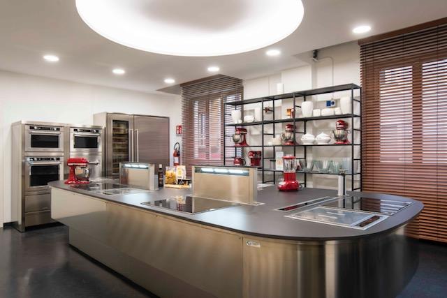 Congusto e Kitchenaid: quando design e scuola di cucina vanno a braccetto