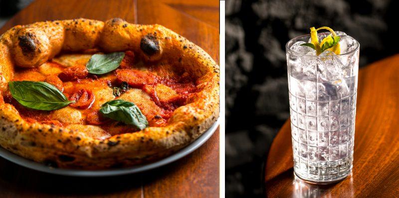 Idee di Capodanno fra pizza e mixology