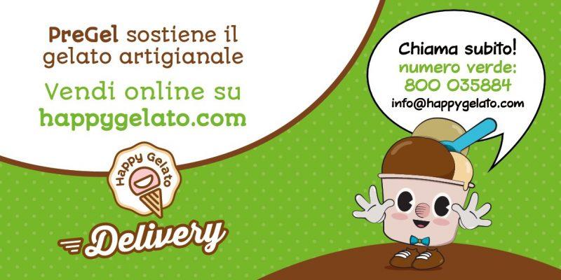 Happygelato.com, la prima piattaforma del gelato artigianale