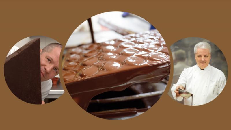 Temperaggio del cioccolato: tutta la verità sulla querelle tra Knam e Massari