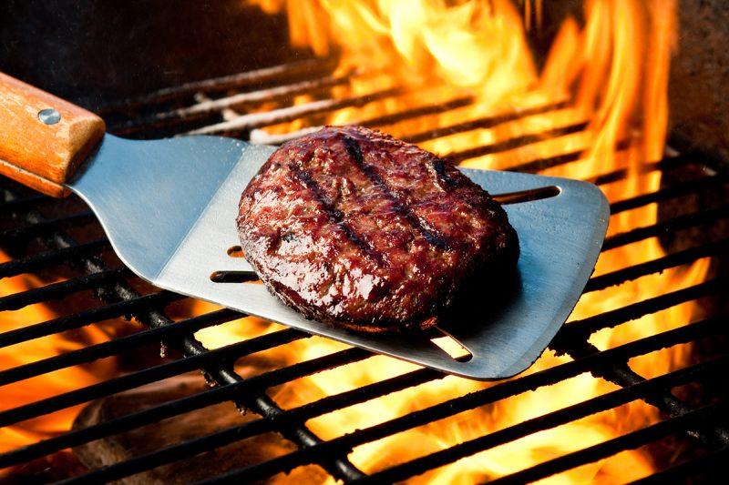 Il FARAburger: il burger polposo, succoso… vegetale!