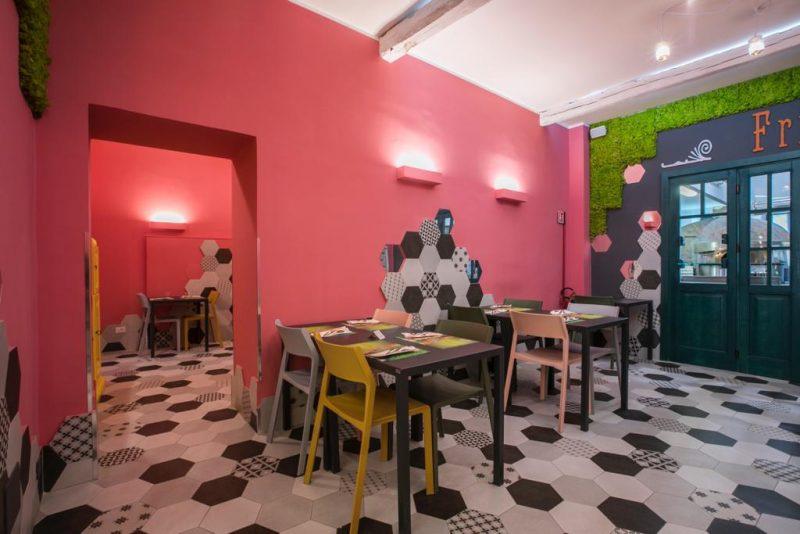 Frida Pizzeria, a Palermo l'arte incontra la tavola