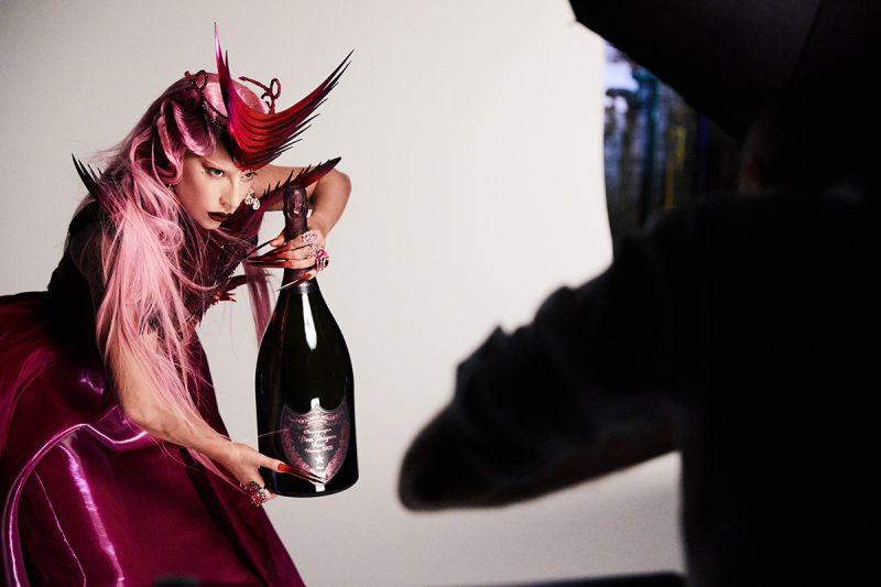 Queendom: il progetto di Lady Gaga assieme a Dom Pérignon