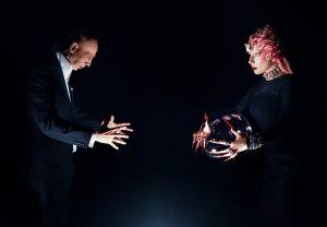 Lady Gaga Dom Perignon - Nick Knight