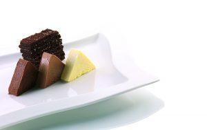Mousse ai tre cioccolati Ernst Knam