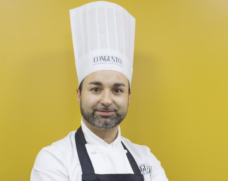 "Emanuele Giorgione: ""Una cucina del benessere, ma gourmet"""