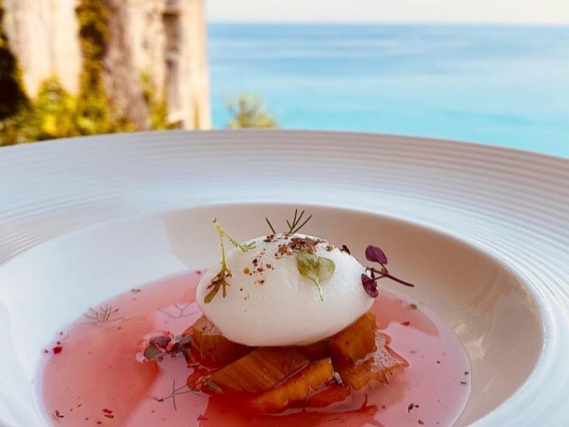 Ristorante San Domenico, il mare di Pizzo Calabro nei piatti dello chef Bruno Tassone