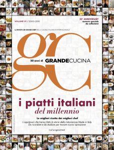20 anni di Grande Cucina - rivista