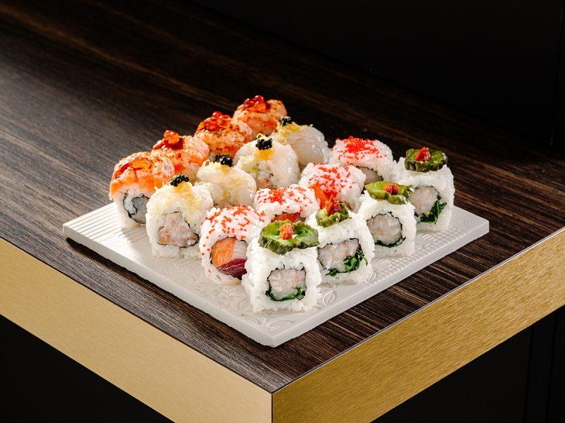 Armonico: 4 under 30 creano a Milano il fine delivery dedicato al sushi