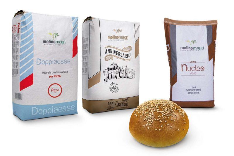 Un pane da hamburger al top: da Molino Magri propone tanti prodotti per una nuova tendenza