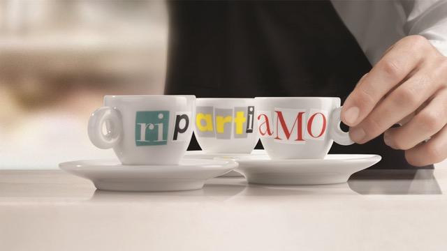 RipARTiAMO, illy offre il caffè gratis (in una nuova tazzina d'artista)