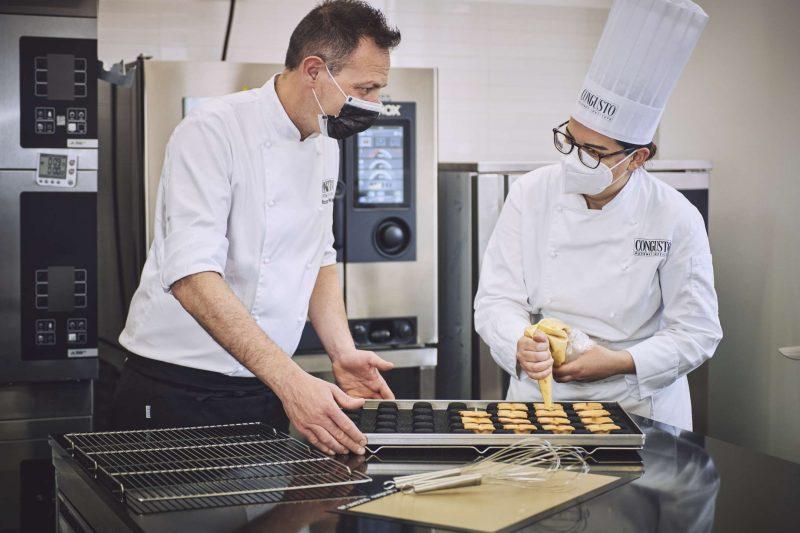 WPS 2021: Congusto, partner dell'evento, investe nella formazione di qualità