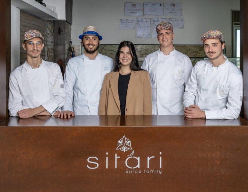 Sitári, la pizzeria di famiglia che interpreta la contemporaneità