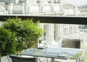 Terrazza Gallia - Excelsior Hotel Gallia - Antonio e Vincenzo Lebano