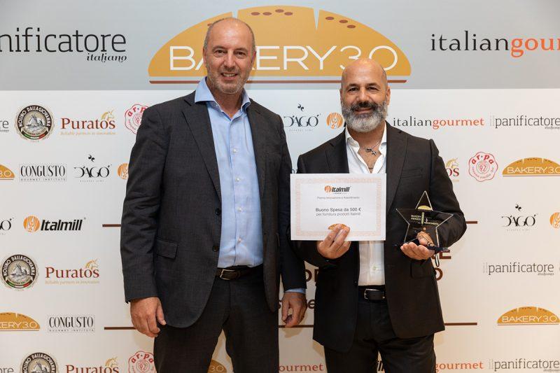 Bakery 3.0 Awards 2021. Il premio Innovazione Assortimento a Fornart consegnato da Italmill