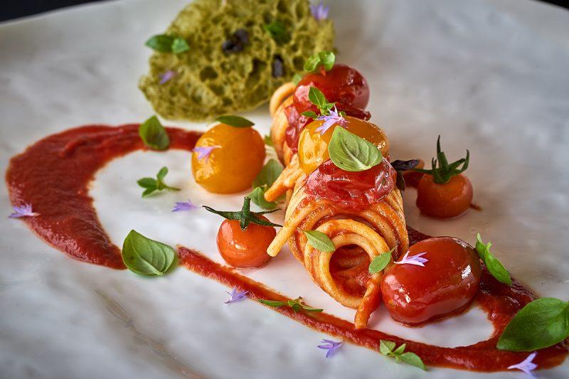 George Restaurant Napoli, l'ispirazione nei piatti dello chef Domenico Candela