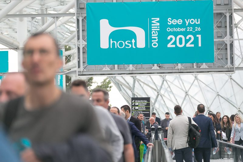 HOSTMilano 2021: il mondo Ho.re.ca riparte in presenza con oltre 800 eventi