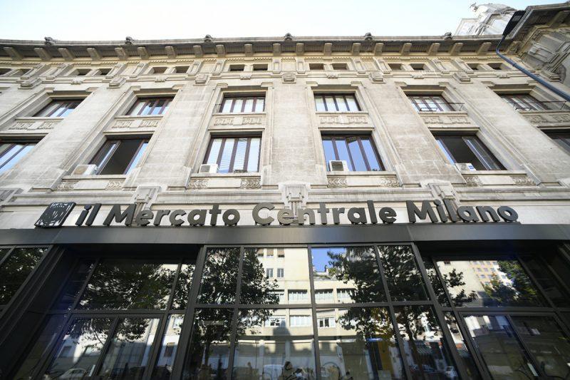 Ha aperto il Mercato Centrale Milano, tra botteghe di artigiani e ristoranti