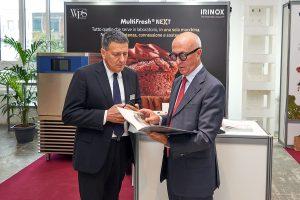 Irinox a WPS 2021 stand