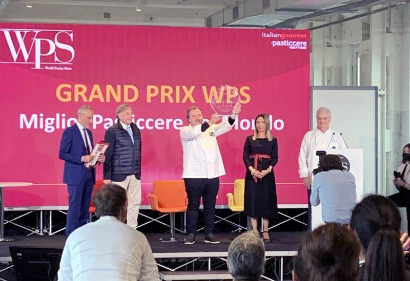 WPS 2021 chiude in bellezza. È Pierre Hermé il Migliore Pasticcere del Mondo 2021