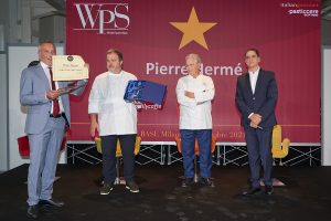 illy a WPS 2021 premiazione stella